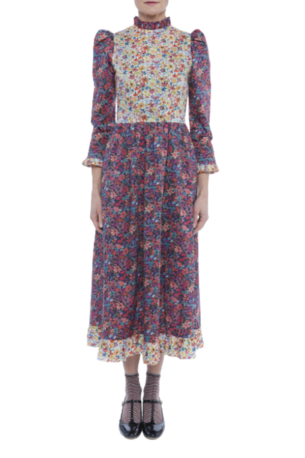O Pioneers Dolly dress 2