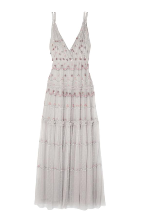 Needle & Thread Neve Gown