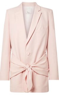 Tibi Pink Blazer Preview Images