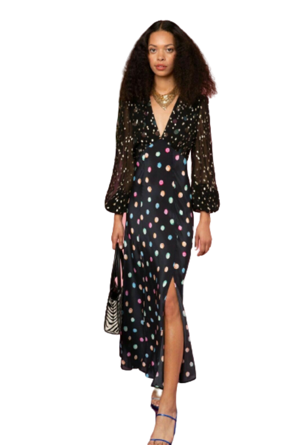 Image 3 of Rixo melanie dress