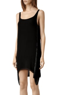 AllSaints Acalia Dress with Side Chain Preview Images
