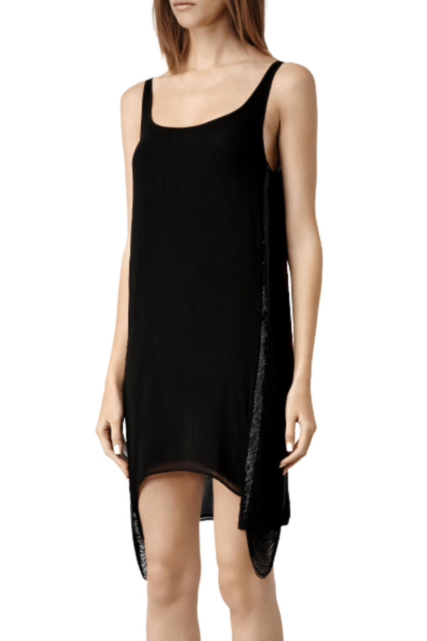 AllSaints Acalia Dress with Side Chain
