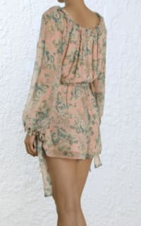Zimmermann Tempest Gathered Playsuit 2 Preview Images