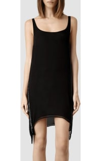 AllSaints Acalia Dress with Side Chain 3 Preview Images