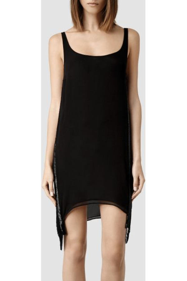 AllSaints Acalia Dress with Side Chain 3