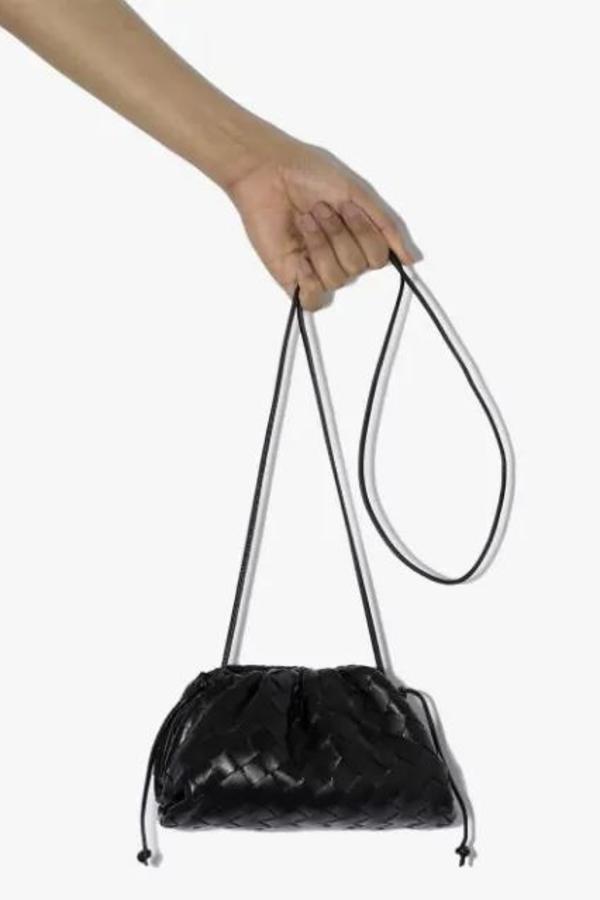 Bottega Veneta The Mini Pouch Intrecciato bag 2