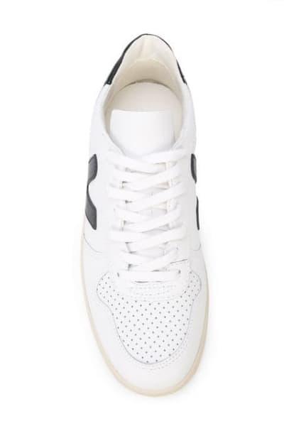 Veja Perforated Toe Sneaker