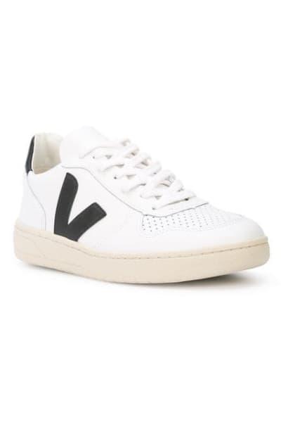 Veja Perforated Toe Sneaker 3