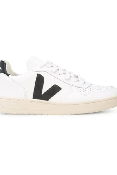 Veja Perforated Toe Sneaker 2