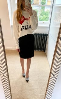 Diane Von Furstenberg Sissy Pencil Skirt 4 Preview Images
