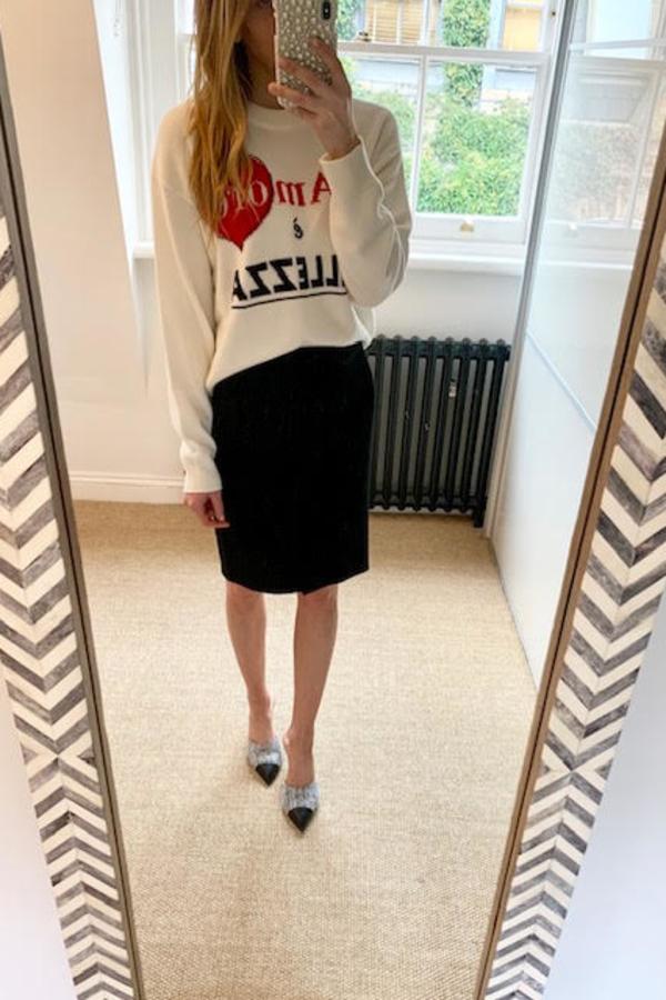 Diane Von Furstenberg Sissy Pencil Skirt 4