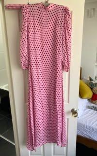 Olivia Rubin Elizabeth polka-dot dress 5 Preview Images