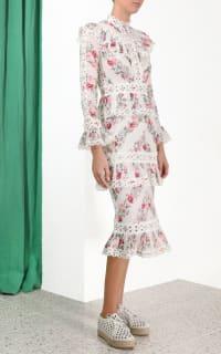Zimmermann Honour Pintuck Dress 3 Preview Images