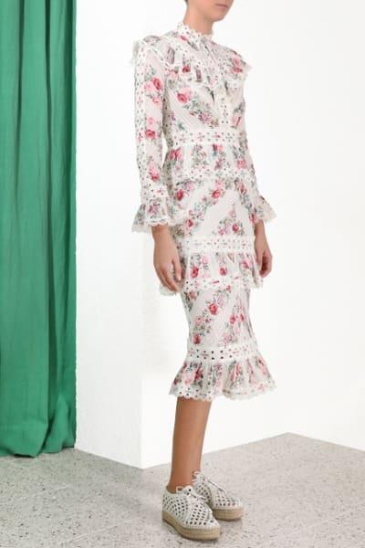 Zimmermann Honour Pintuck Dress 3