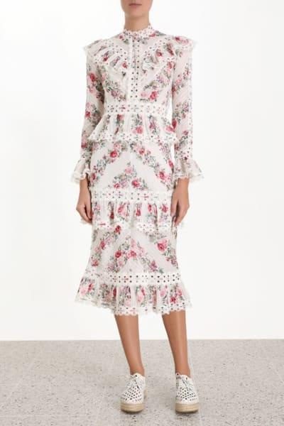 Zimmermann Honour Pintuck Dress 2
