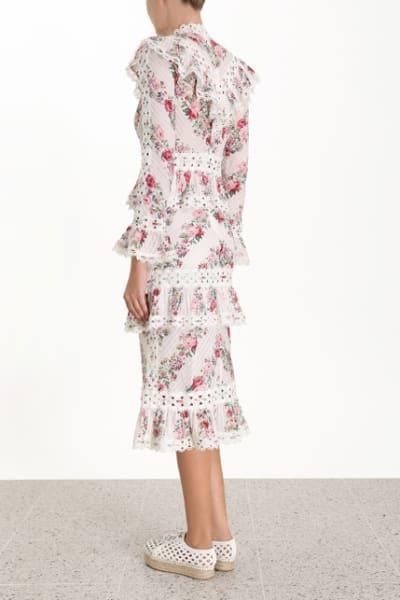 Zimmermann Honour Pintuck Dress 4