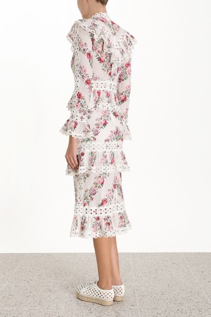 Zimmermann Honour Pintuck Dress 4