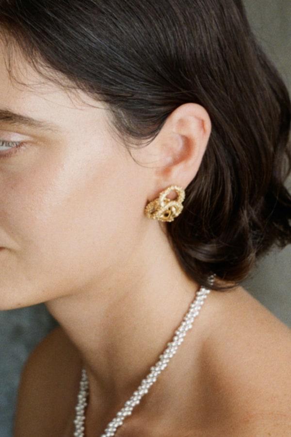 Image 2 of Alighieri aphrodite earrings