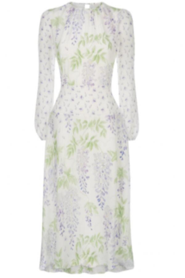 Madderson London Titania Wisteria Dress
