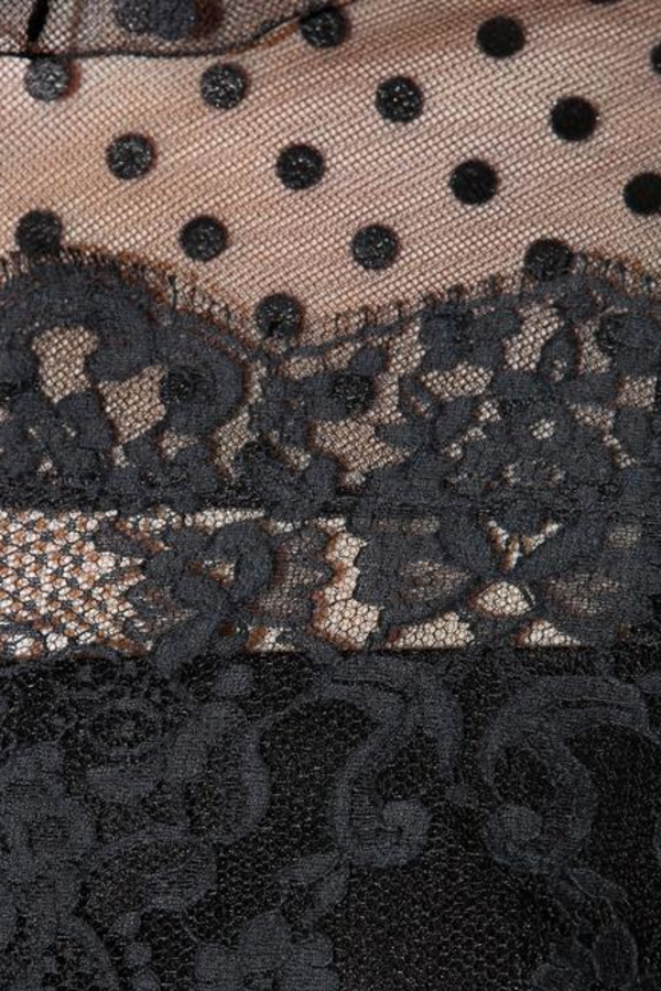 Erdem Flared A Line Lace Dress 3 Preview Images