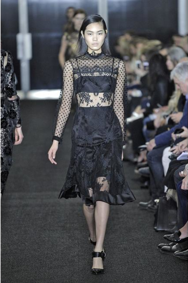 Erdem Flared A Line Lace Dress 1 Preview Images