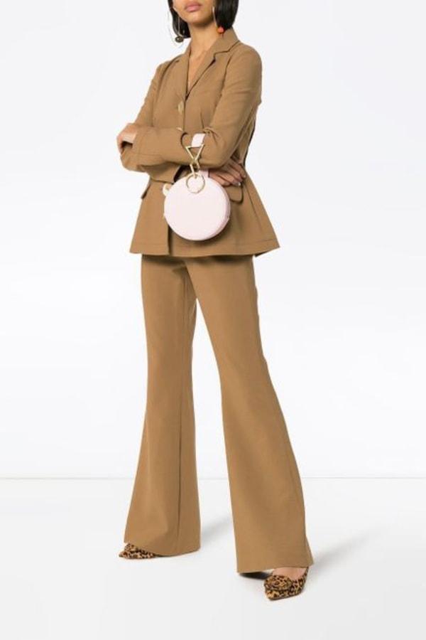 Image 3 of Rejina Pyo etta wool-blend blazer