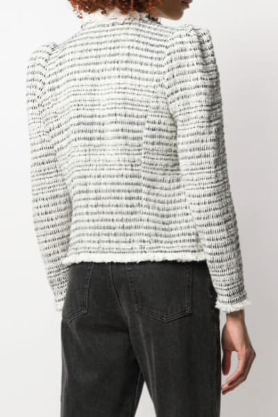 Iro Fitted Tweed Jacket 3