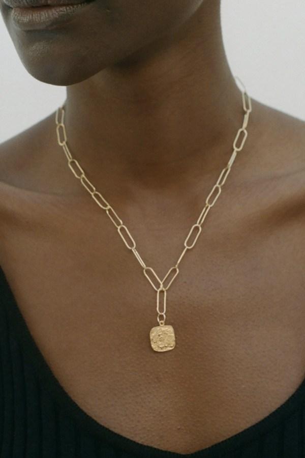Image 2 of Alighieri baby infernal storm necklace