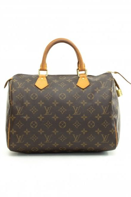 Louis Vuitton Speedy 30 Preview Images