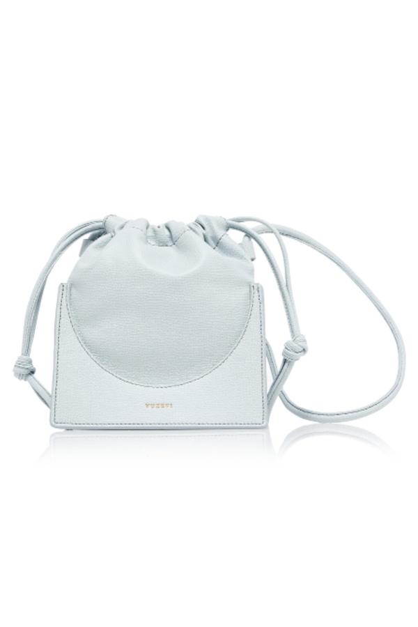 Yuzefi Pouchy Leather Bag