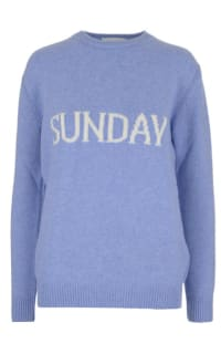 Alberta Ferretti Sunday wool and cashmere Preview Images