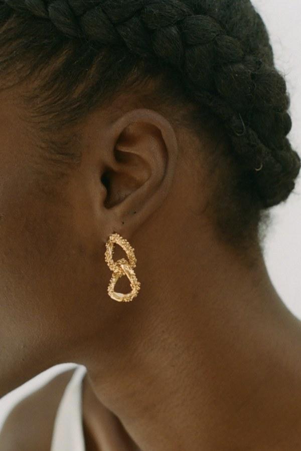 Image 2 of Alighieri rocky road earrings