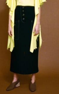 Rejina Pyo Carmen crepe midi skirt 3 Preview Images