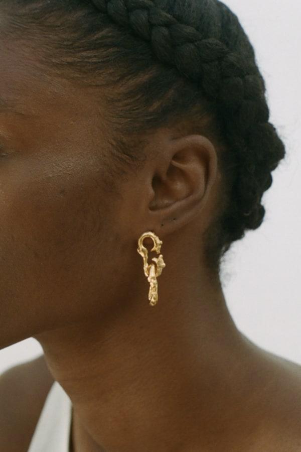 Image 3 of Alighieri refrain of the night earrings