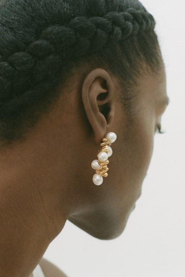 Image 4 of Alighieri calliope earrings