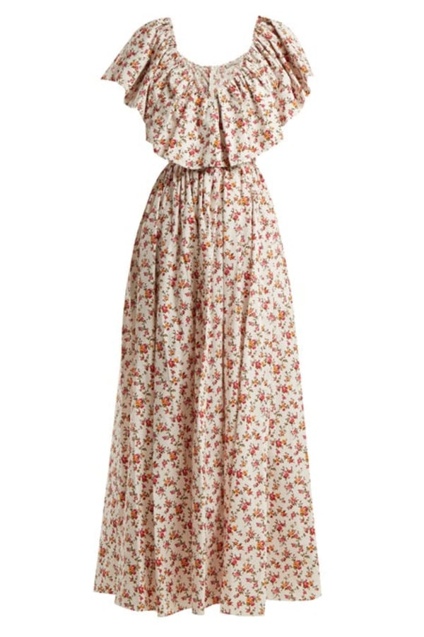 Image 1 of Emilia Wickstead jarvis dress