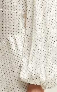 Ganni Cameron polka-dot dress 7 Preview Images