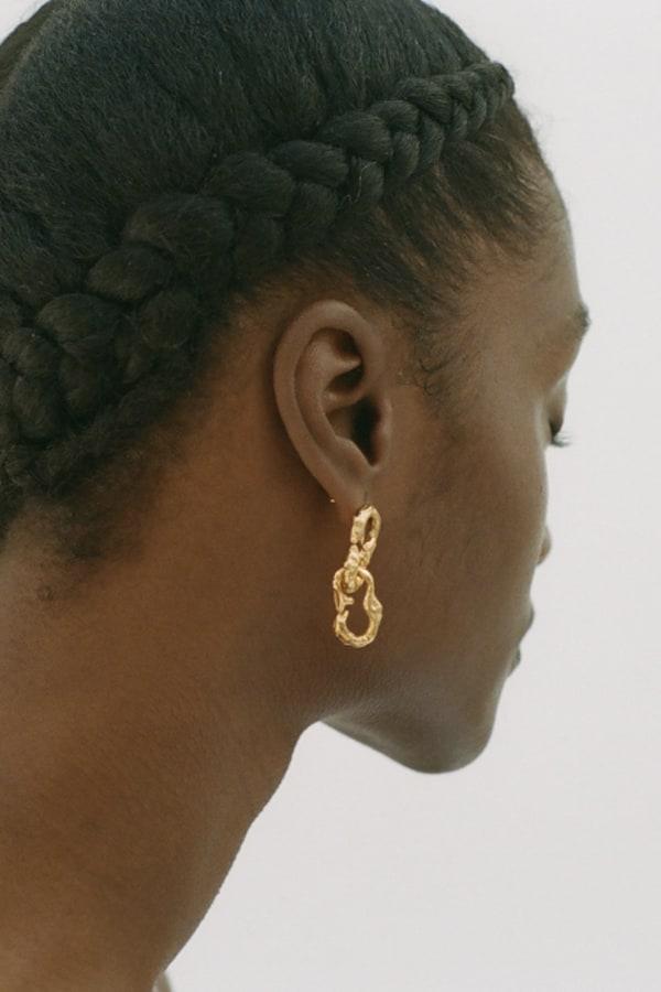 Image 2 of Alighieri refrain of the night earrings