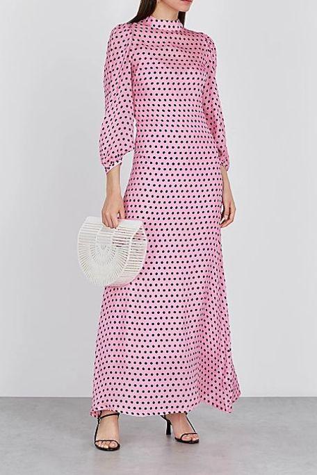 Olivia Rubin Elizabeth polka-dot dress 4 Preview Images
