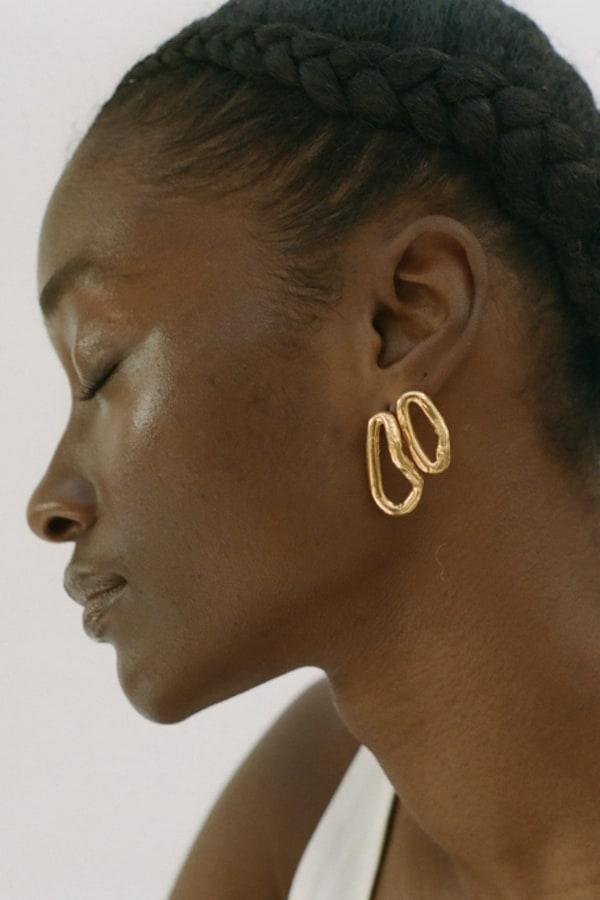 Image 2 of Alighieri phoenician earrings