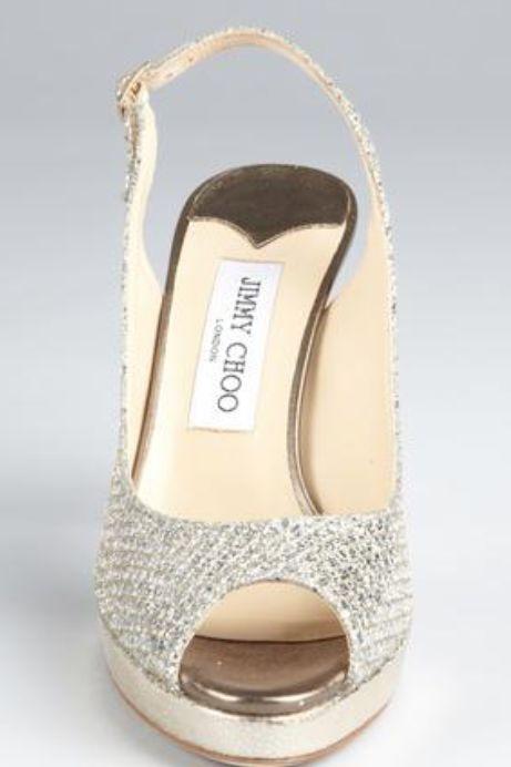 Jimmy Choo Nova Glitter Platform Sandal 3 Preview Images