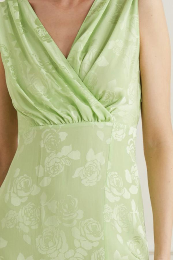 Art Dealer Amber Dress 3
