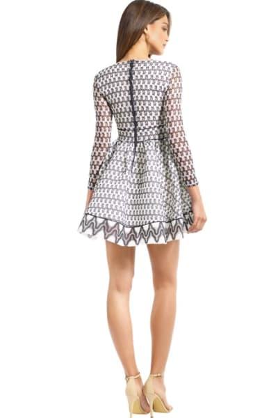 Maje Royan Lace Dress  3