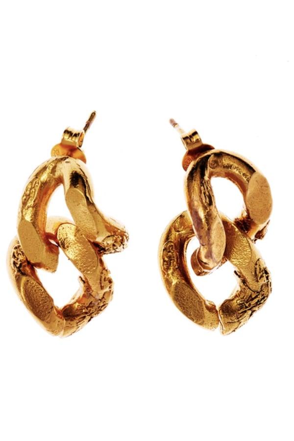 Image 1 of Alighieri fractured link earrings