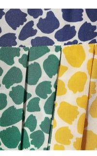 RIXO London Tina silk printed midi skirt  3 Preview Images