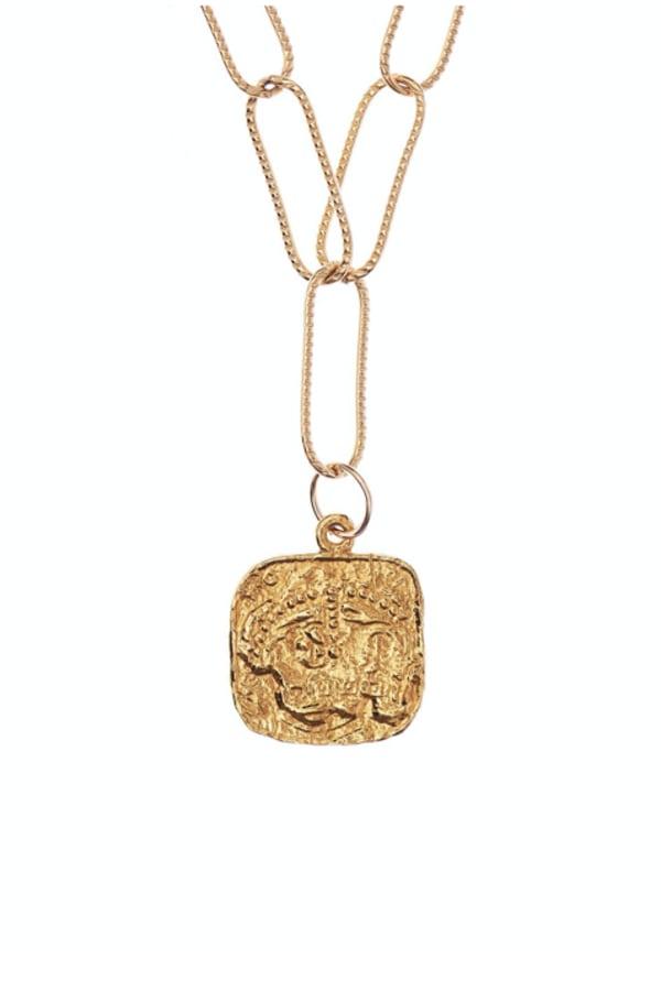 Image 1 of Alighieri baby infernal storm necklace