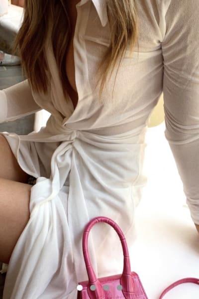Jacquemus Bellagio Dress 3