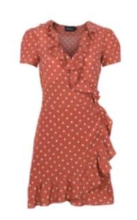 Realisation Par Valentina Dress - Rust Spot 2 Preview Images