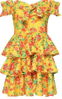 Caroline Constas Hellena Dress Preview Images