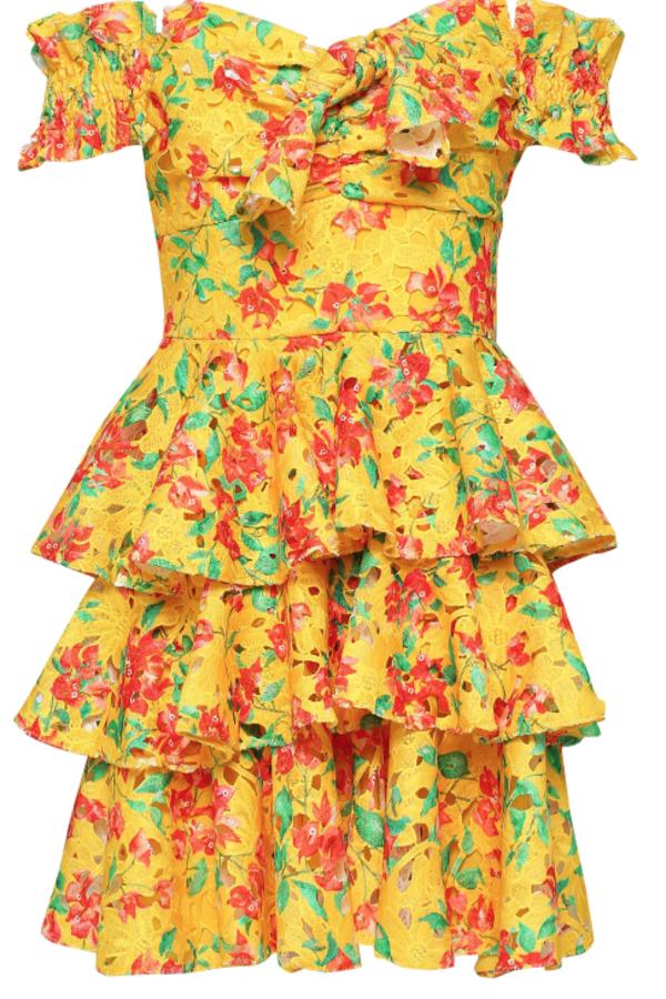 Caroline Constas Hellena Dress